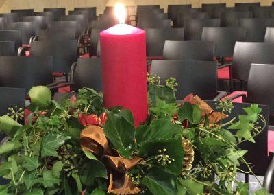 in memorian concert optreden brandend kaars bernadette kerk infinity uitvaartzorg