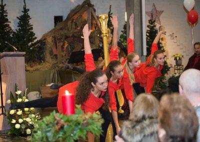 in memorian concert optreden dansgroep dansis infinity uitvaartzorg