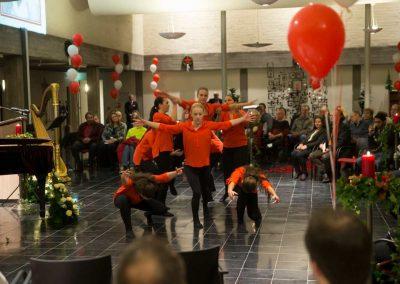 in memorian concert optreden dansgroep dansis vervolg infinity uitvaartzorg