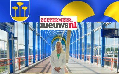 Zoetermeer.Nieuws.NL: Even voorstellen Monique Kupras