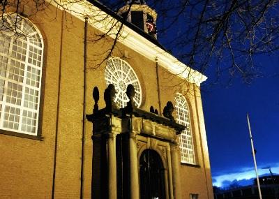 Oude Kerk Zoetermeer kerktoren