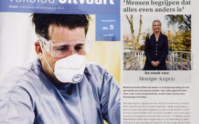 Artikel Vakblad Uitvaart