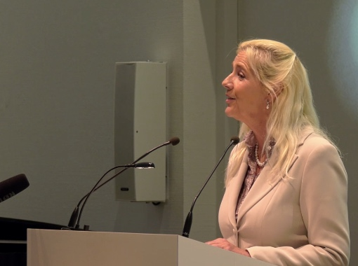 Monique Kupras Speech Uitvaart Crematorium Zoetermeer
